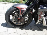 Vmax1700 Red Shadow Frontfender 10