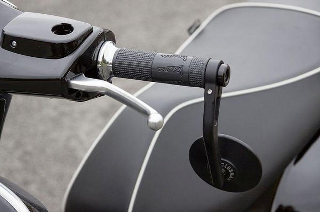 Bar End Spiegels : T triumph mirror bar end kfm motorräder