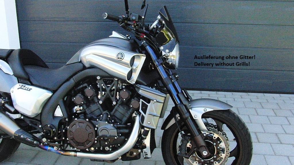 Vmax 1700 Kuehlercover Totale Detail